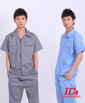 Đồng phục công nhân BỀN, ĐẸP, RẺ | May ao dong phuc cong nhan | Hãng Đồng phục Thành Hưng IDI | Scoop.it