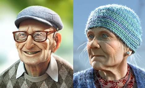 20 Beautiful and Creative 3D Character Designs for your inspiration   Eye on concepts   Scoop.it
