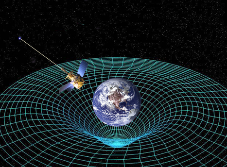 Einstein's Theory of General Relativity | Physics | Scoop.it