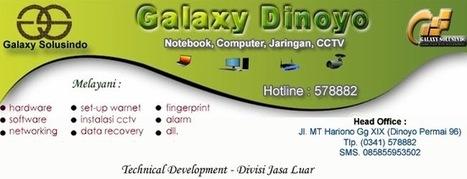 Service Laptop Paling Murah, Cepat dan Bergaransi di MALANG - |- GALAXY DINOYO -| » Computer, Notebook, Networking, CCTV » Technical Development-Divisi Jsa Luar | galaxydinoyo | Scoop.it