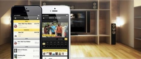 TvShow Time raises €500K & brings its mobile TV guide to the web - Rude Baguette | Big Media (En & Fr) | Scoop.it