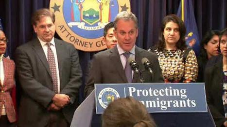 Fraud alert issued for immigration scams after spike in calls - abc7ny.com | Minions of Belial | Scoop.it