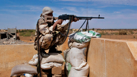 #NATO's Pandora's Box: W. #Africa flooded with #Libyan weapons | From Tahrir Square | Scoop.it