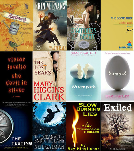 Bames Live: Reading List for November 2013 | books | Scoop.it