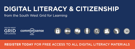 DIGITAL LITERACY AND CITIZENSHIP | South West Grid for Learning | Media Literacy | Scoop.it