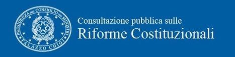 Consultazione per le riforme: conclusa la compilazione dei questionari, ancora attiva la terza fase di partecipazione e discussione | Linea Amica Press | Scoop.it