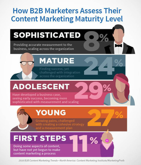 What Effective B2B Content Marketing Looks Like [New Research] | Digital Brand Marketing | Scoop.it