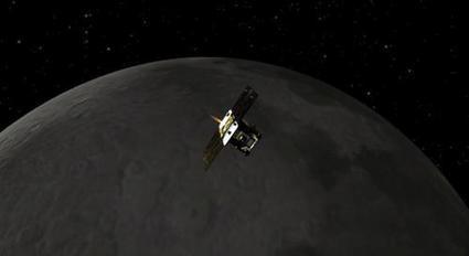 First of NASA's GRAIL spacecraft enters Moon orbit | FutureChronicles | Scoop.it