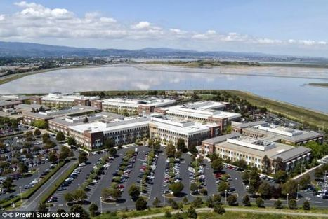 A town called Facebook: Social network's move to San Mateo makes it the highest-paid county in America - with an average wage of $168,000 a year   Real Estate Plus+ Daily News   Scoop.it
