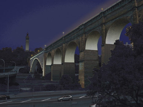 Feature> City Lights - The Architect's Newspaper   Year 10 Geography   Scoop.it