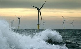 Scottish offshore wind attracts GBP165m investment in 2012 | Business Scotland | Scoop.it