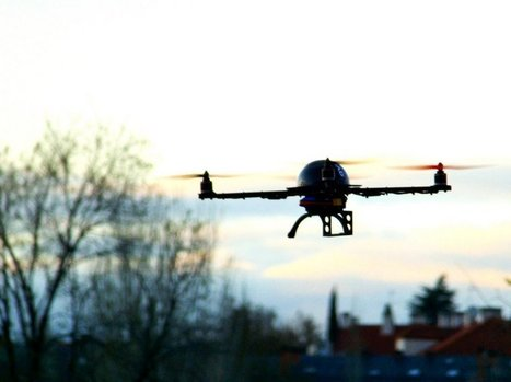 Planes, Trains, Automobiles and ... Drones | Entrepreneurship, Innovation | Scoop.it