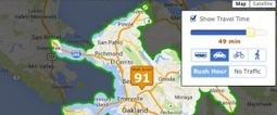 Walk Score widget shows travel times during rush hour | Real Estate Plus+ Daily News | Scoop.it