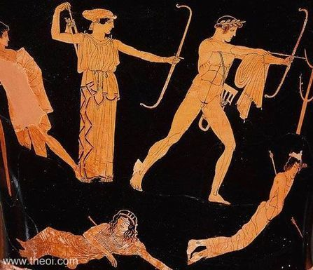 """""""How Does a Stone Mourn""""? Achilles, Priam and Niobe 