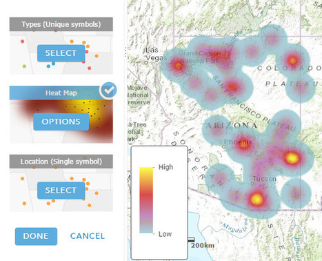What's New in ArcGIS Online (March 2015) | ArcGIS Blog | Geospatial Pro - GIS | Scoop.it