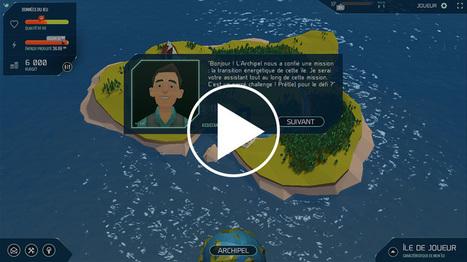 Les îles du futur : le jeu | Remue-méninges FLE | Scoop.it