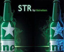 Heineken joue les étoiles de la nuit | Au p'tit Fourquet | Scoop.it