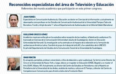 Escuela+: Primer Congreso Iberoamericano sobre Educación y Televisión   EduGlobal   Espacios Multiactorales   Scoop.it