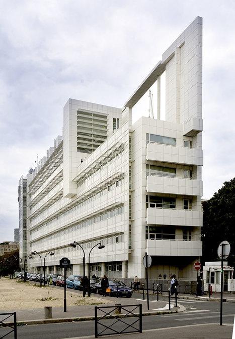 Europe 1 va rejoindre l'ancien immeuble de Canal+ | DocPresseESJ | Scoop.it