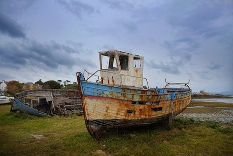 Alain Mijngheer-Fotografie, my way of living my life...: Left to rot and desintegrate... | Fuji X series | Scoop.it