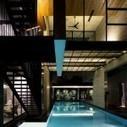 Piscines d'intérieur, 24 exemples au charme incomparable | Piscine, natation | Scoop.it