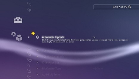 PS3 software update takes gamers to the cloud - Pocket-lint | Technology and Gadgets | Scoop.it