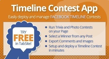 TabSite - Fan Page Platform | Easily Customize your Facebook Page | Social Media Apps, Contests & Tools | Scoop.it