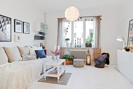 Un espace pour deux à Göteborg | | PLANETE DECO a homes worldPLANETE DECO a homes world | tendances déco | Scoop.it