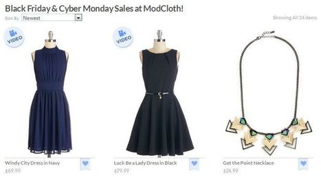 Cisaga Couponing — Get $10 off $75 for signing up Modcloth Community!... | Best Gadget Reviews | Scoop.it