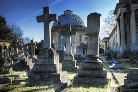 Brompton Cemetery: a breathtaking view on the past   A Peace of London   Historical London   Scoop.it