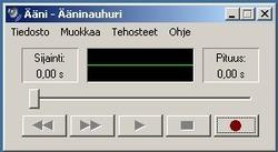 Microsoftin ääninauhurin käyttö | Suomi toisena kielenä | Scoop.it