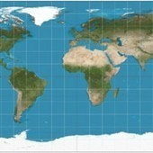Get to Know a Projection: Mercator - Wired Science | Cities and Urban Land Use | Scoop.it