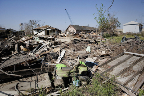 Hurricane Katrina, 10 Years Later: Recovery Efforts Gauged Differently According to Race | Kasia Anderson | Truthdig | Surfing the Broadband Bit Stream | Scoop.it