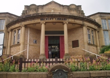Café plan at Sheffield library set for go-ahead | Walkley News | Scoop.it