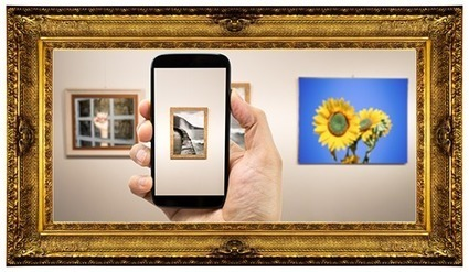 Quand le numérique s'invite au musée | Culture : le numérique rend bête, sauf si... | Scoop.it