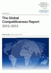 GLOBAL COMPETITIVENESS REPORT 2012-2013 | Impact Investing and Inclusive Business | Scoop.it