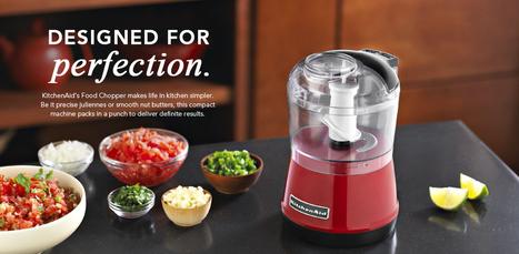 Official KitchenAid Site | Premium Kitchen Appliances | Premium Kitchen Appliances | Scoop.it