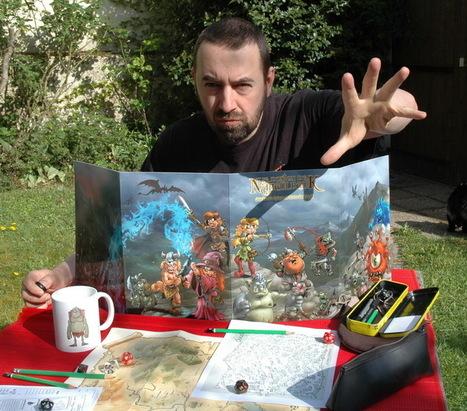 Donjon de Naheulbeuk, l'univers de Pen of Chaos | Imaginaire et jeux de rôle : news | Scoop.it