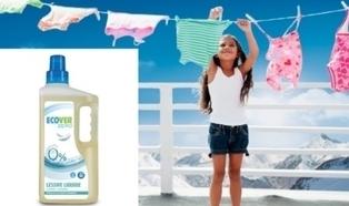 Ecover récupère le plastique marin pour fabriquer ses propres emballages | Prêts à pousser le monde vers un air plus sain | Scoop.it