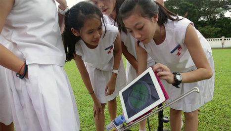 Apple - Nanyang Girls   profpiccione   Scoop.it