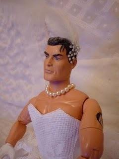 Nan's Cabinet: Wedding Dolls | Playscale Picks | Scoop.it