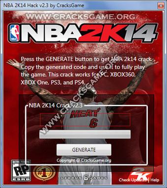 NBA 2K14 Crack | Cracks Game | Game Cracks and Cheats | Scoop.it