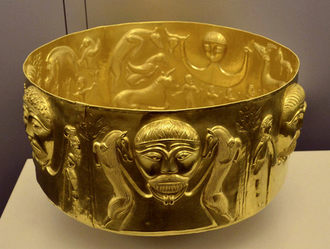 Gold Cauldron Found in Lake Attributed to Nazi Goldsmith Otto Gahr Sparks Lawsuit | Vloasis humor | Scoop.it