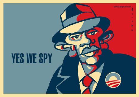 Yes, we spy #cartoon | News in english | Scoop.it