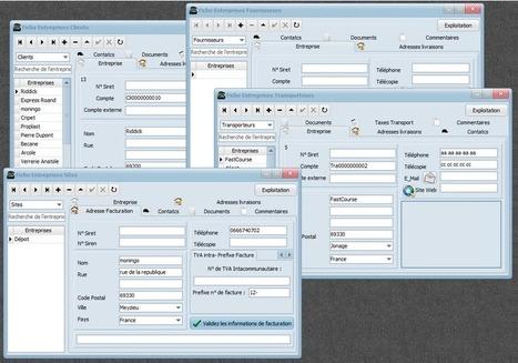 Logiciel gratuit Professionnel Vulcain Logistique 2.0.3.8 Fr 2013 Portable Licence gratuite | Seb | Scoop.it