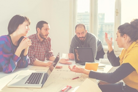 This is Why Employees Trust their Coworkers More Than You | Soup for thought | Scoop.it