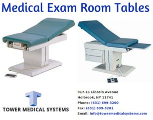 What Benefits Do Medical Exam Tables Provides To Health Professionals? | Tower Medical Systems | Scoop.it