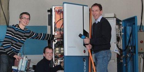 Les bornes Evtronic accélèrent avec les autos électriques | Bornes de charges électriques EVTRONIC | Scoop.it