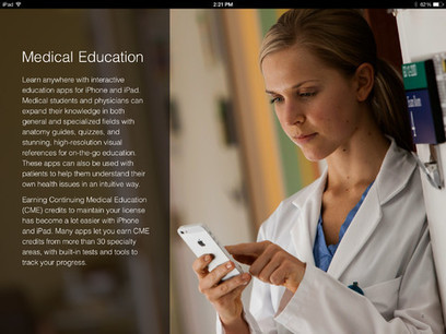 iOS in Healthcare | Curtin iPad User Group | Scoop.it