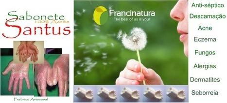 Francinatura Dietética Low Cost: Sabonete Artesanal de Azeite ... | ouro líquido | Scoop.it